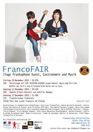 FrancoFAIR, Vienna (Austria) 2010