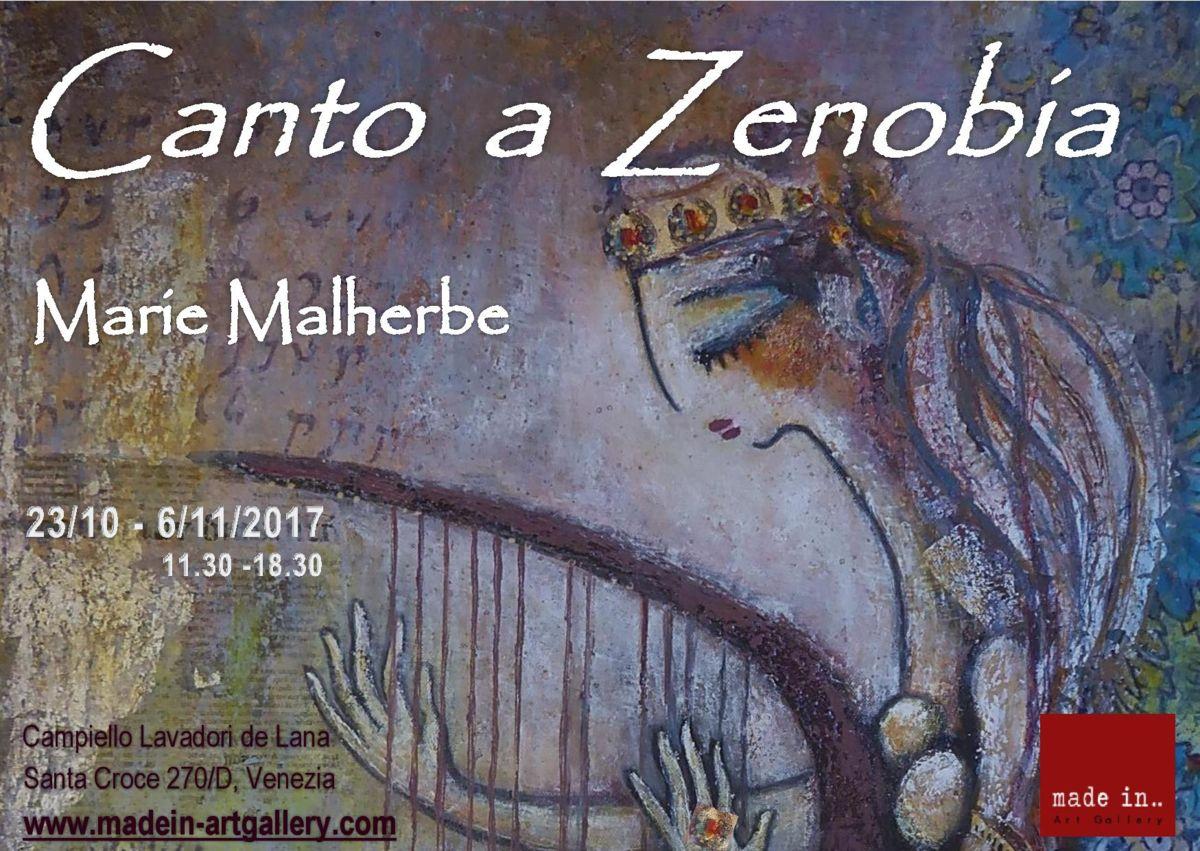 Canto a Zenobia / A Song to Zenobia